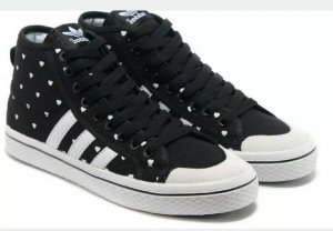 Adidas Honey MID Gr. 38 TOP! sold out rar Herzchen