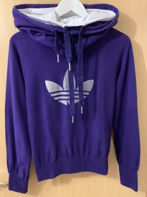 Adidas Originals Hooded Sweater multicolored cotton