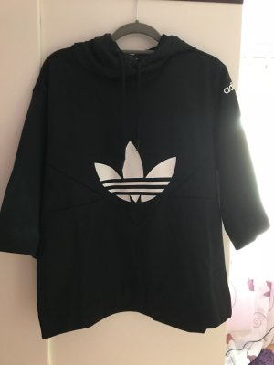 Adidas Jersey con capucha negro