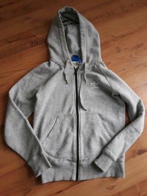 Adidas Jersey con capucha gris claro-gris