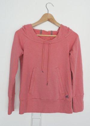Adidas Hoodie, rosa