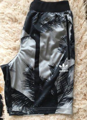 Adidas  Hose mit Palmen