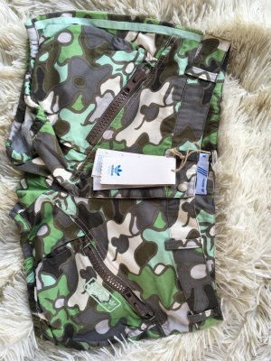 Adidas Hot Pants Camouflage