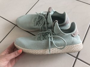 Adidas hu Pharrell Williams in mintgrün