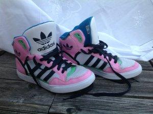 Adidas Sneakers multicolored synthetic fibre