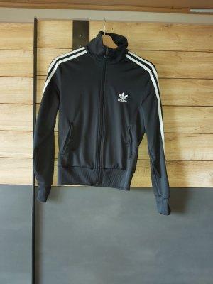 Adidas Originals Giacca sport bianco-nero