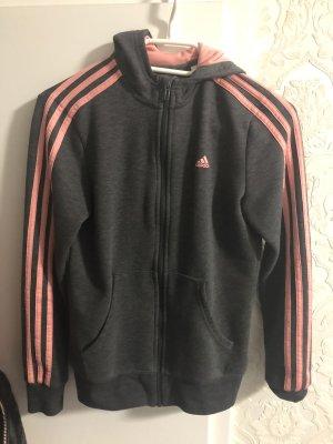 Adidas Sportjack grijs