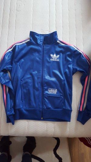 Adidas Chaqueta deportiva azul