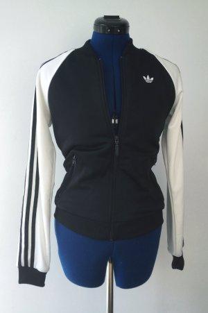 Adidas Bomberjack zwart-wit