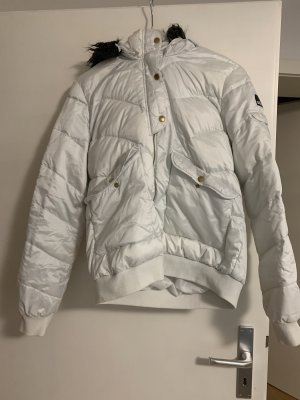 Adidas NEO Chaqueta bomber blanco