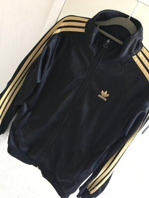 Adidas Outdoor jack zwart-goud
