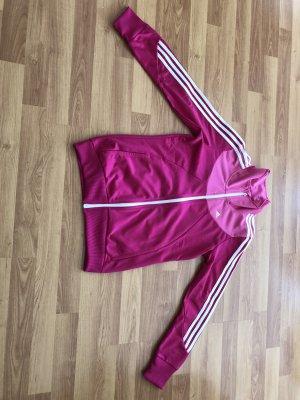 Adidas Sportjack magenta-framboosrood