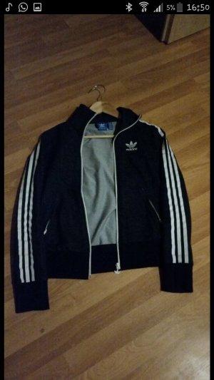 Adidas Sportjack donkerblauw