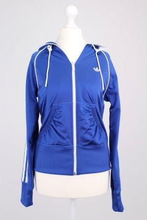 Adidas Jacke blau Größe 34