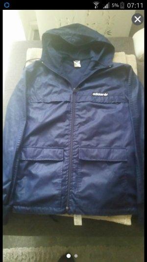 Adidas Jacket dark blue