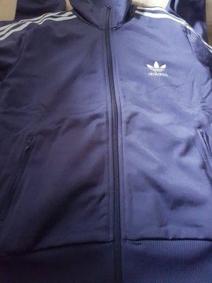 Adidas Originals Chaqueta deportiva azul acero
