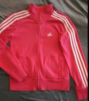 Adidas Giacca fitness rosa