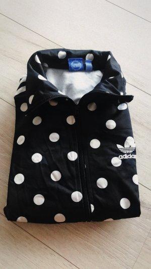 Adidas Originals Giacca nero-bianco