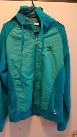Adidas Sports Jacket turquoise