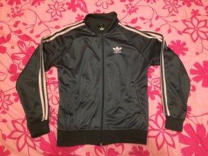 Adidas Jacke Grau Rosa L
