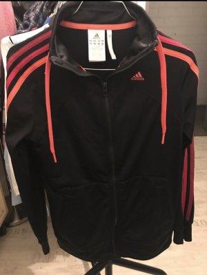 Adidas Jacke in pink&schwarz