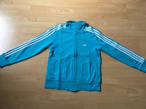 Adidas Jacke in türkis