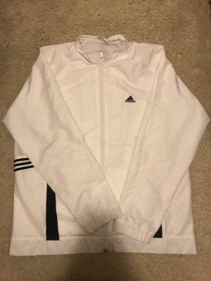 Adidas Jacke in weiß