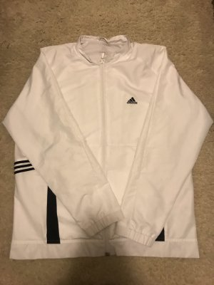 Adidas Sports Jacket white-black