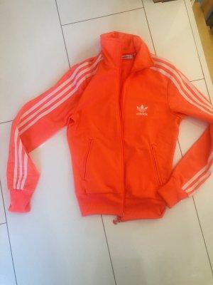 Adidas Jacke neon pink neu in 34