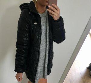 Adidas Jacke schwarz!