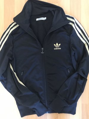 Adidas College Jacket gold-colored-black