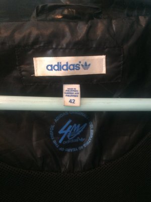 Adidas Originals Hoody black polyamide