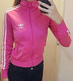 Adidas Sportjack wit-roze