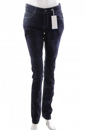 Adidas Jeans Batikmuster