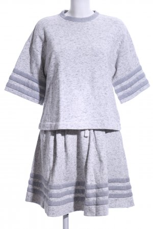 Adidas Jersey Twin Set Streifenmuster Casual-Look