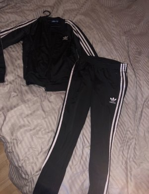 Adidas Twin Set white-black