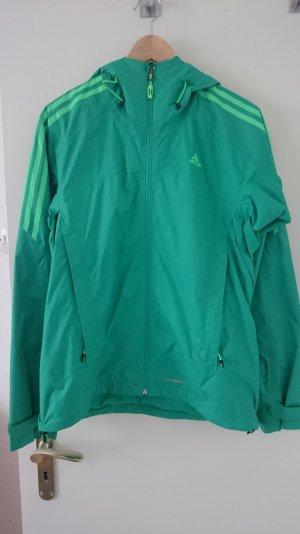 adidas - (Jogging-/Regen)-Jacke - grün