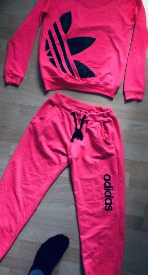 Adidas Tregging rose coton