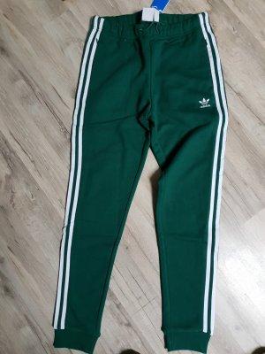 Adidas Pantalone da ginnastica verde bosco