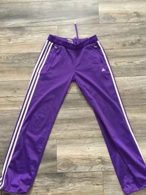 Adidas Jogginghose, Sporthose Damen Größe 38 lila