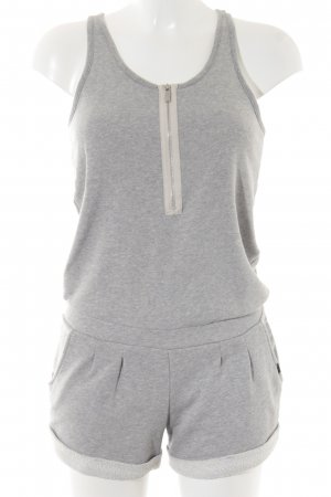 Adidas Jumpsuit meliert Casual-Look