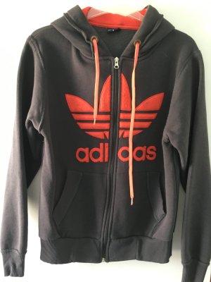 Adidas Sweatjack veelkleurig