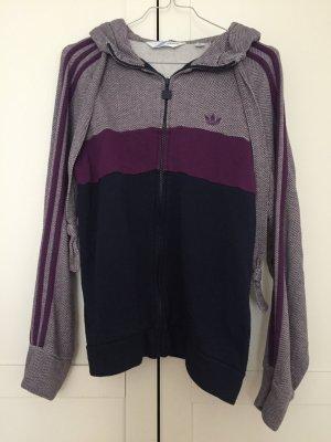 Adidas Kapuzenjacke - tolle Farbenkombination