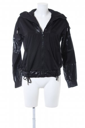 Adidas Kapuzensweatshirt schwarz extravaganter Stil