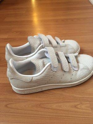 Adidas Zapatillas con velcro blanco-gris claro