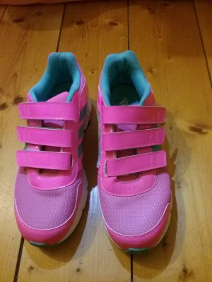 Adidas Sneakers light blue-pink
