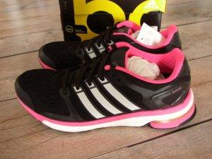 Adidas Laufschuhe Adistar Boost schwarz/pink in Gr. 38 2/3 *NEU
