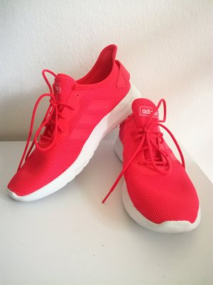 Adidas Lace-Up Sneaker bright red