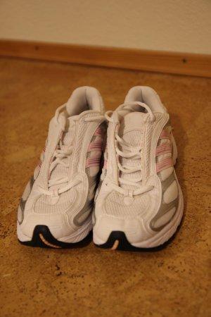 Adidas Laufschuhe weiß-rosa