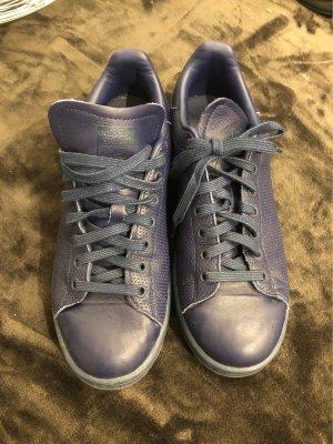 Adidas Leder Schuh Turnschuhe Gr. 8.5